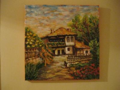Бабиният дом