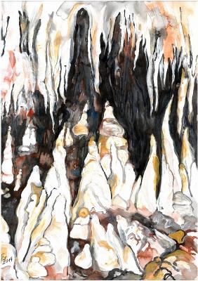 Из Ягодинска пещера