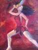 танцьорката
