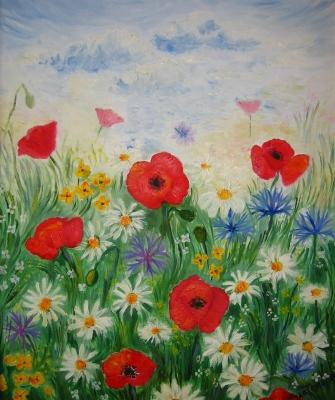 Полски цветя
